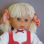Барбарики чучки девочки. Кукла ГДР из советского детства