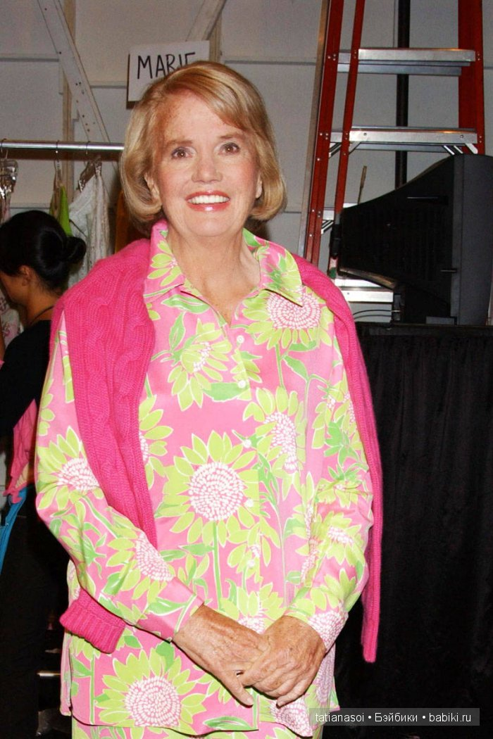 Lilly Pulitzer (Лилли Пулитцер), дизайнер