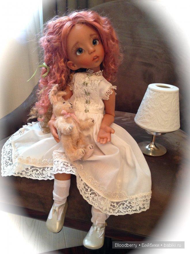 Amelia, мой огонёк от Линды Макарио