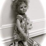 Куклы Maria Menke. Betty, и любовь к удивительно трогательным куколкам очаровательнейшей Марии Менке