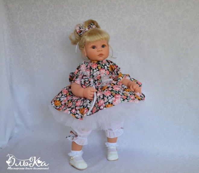 Платья для любимых девочек - кукол Миддлтон