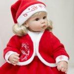 Новогодние и Рождественские наряды для кукол Lee Middleton