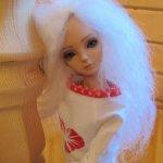 Нежная, милая Милена - наша кукла Бжд