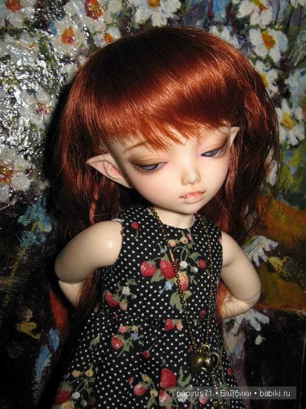 Chiwoo Vampire Elf Dreaming faceplate