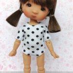 Боди и носки для Twinkles  Meadow dolls 16 см