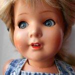 Куплю веки для винтажной куклы 60-х годов.