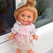 Продам милую , очень нежную Натали от Galoob Baby Face.