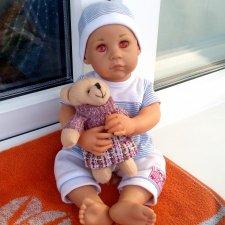 Продам очаровательного малыша Никки Готц Nicky Gotz Kinderland 2003 год