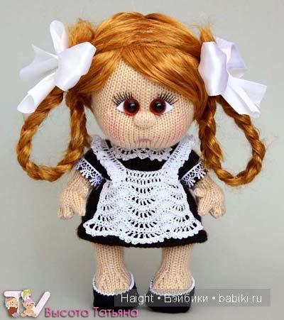 Вязаные куклы своими руками 52