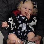 Малышка реборн - Анна-Mazie