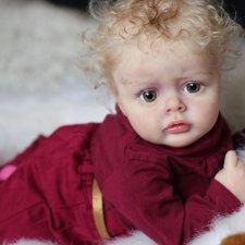 Кукл реборн 9 Хлоя