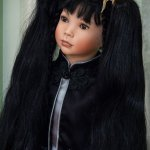 Моя красотка Mei Lin, NIB Paradise Galleries 2002