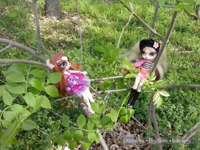 Игровые куклы Pinkie Cooper