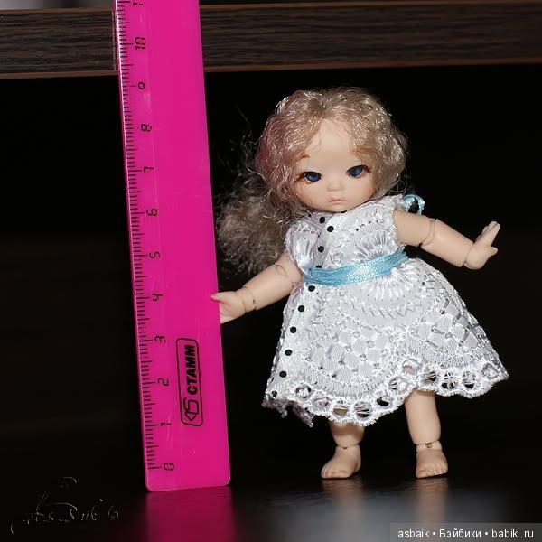 шарнирная куколка Лилу