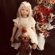 Автор Roelie Broeksma-Muller и ее куклы