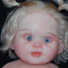 Силиконовая кукла