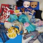Запчасти для кукол, одежда, обувь