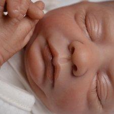 Малыш Брайден. Кукла-реборн Смирновой Ирины