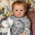Кукла реборн Шарлотта