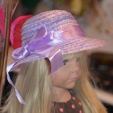 Шляпки для кукол Готц