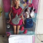Барби с гитарой