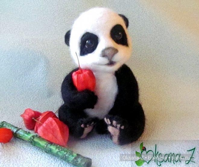 панда Тимон