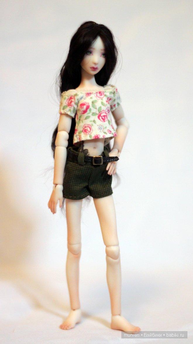 mimiCREO sisiter куклы Марии Пикуновой