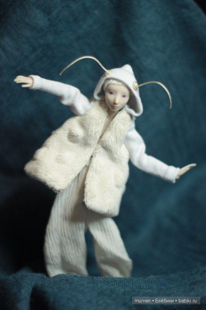 шарнирные куклы Марии Пикуновой mimicreo