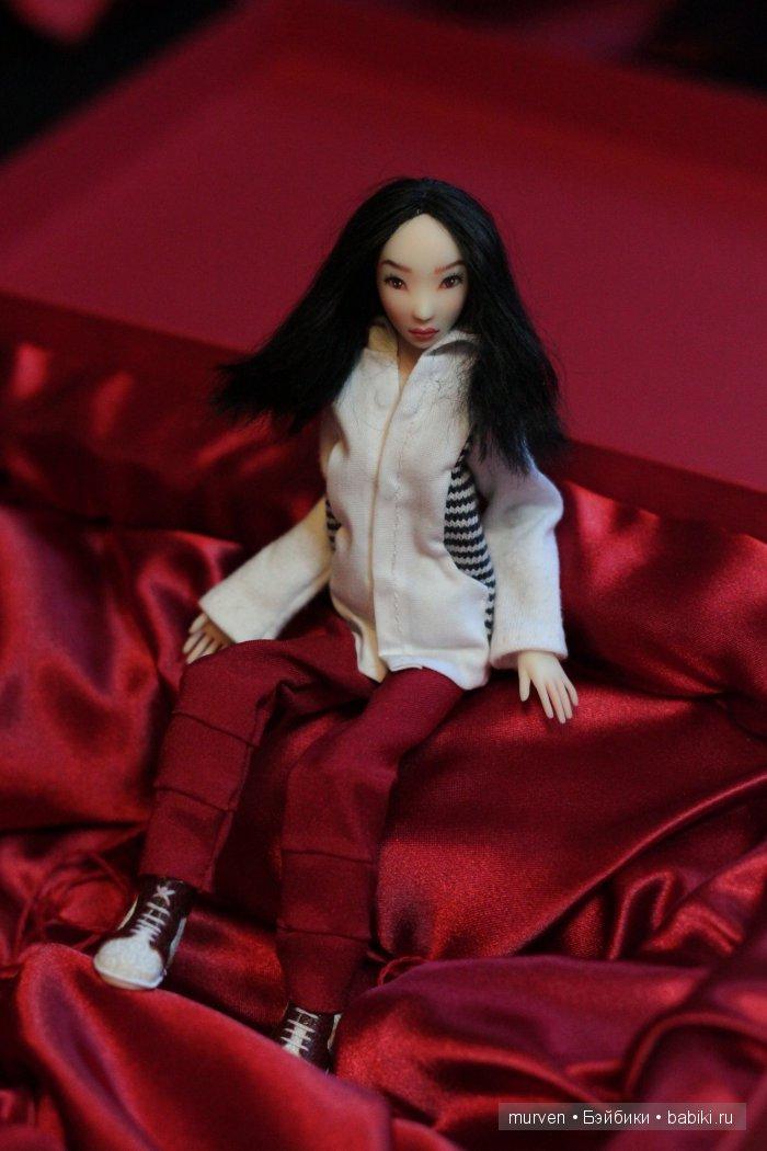 куклы Марии Пикуновой murven mimiCreo