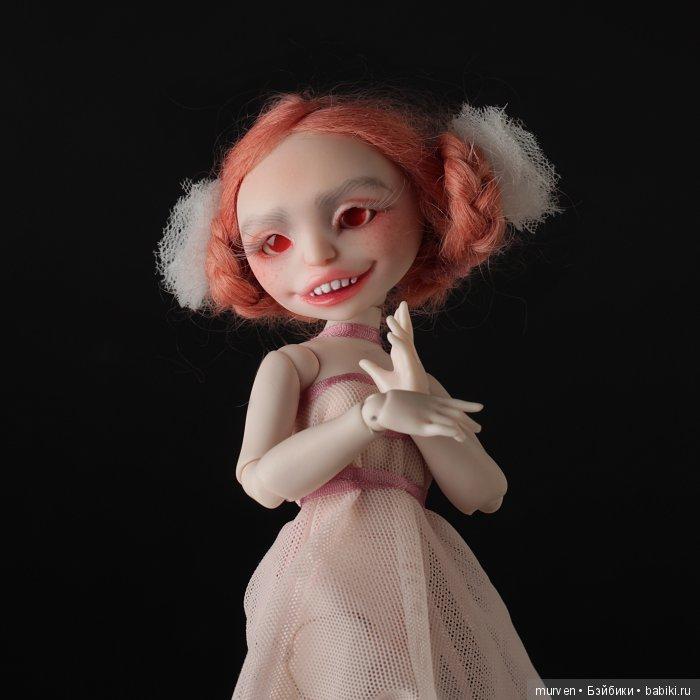 шарнирные куклы Марии Пикуновой murvenart