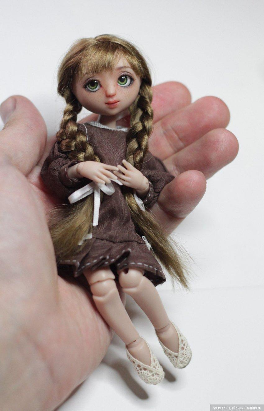 шарнирная кукла Марии Пикуновой Домисолька