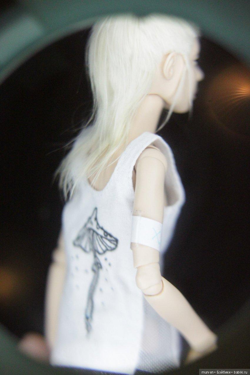 шарнирная кукла Марии Пикуновой Various