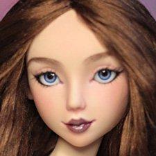Molly-lolly-doll - 2 образа. Авторская bjd из серии various doll by murvenart,  Мария Пикунова
