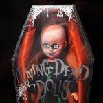 Living Dead Dolls ведьмочка Ember 18 серия 2009 год