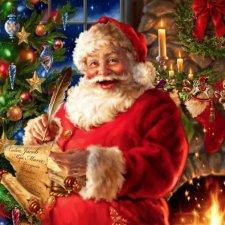 Всех поздравляю с наступившим Новым годом и дарю выкройки игрушек