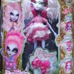 Кукла зомби рококо Талин Mystyxx два лица