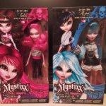 Куклы Mystixx с двумя лицами