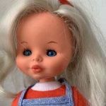 Furga. Итальянская кукла