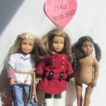 American Girl mini. Кая и Джулия.