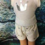 Пижама для куклы, Паола Рейна,  3