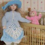 Мини куклы для домика