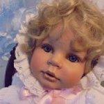 Коллекционная кукла Kristen от Donna Rubert