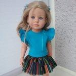 Одежда для куколок Gotz. 36 см