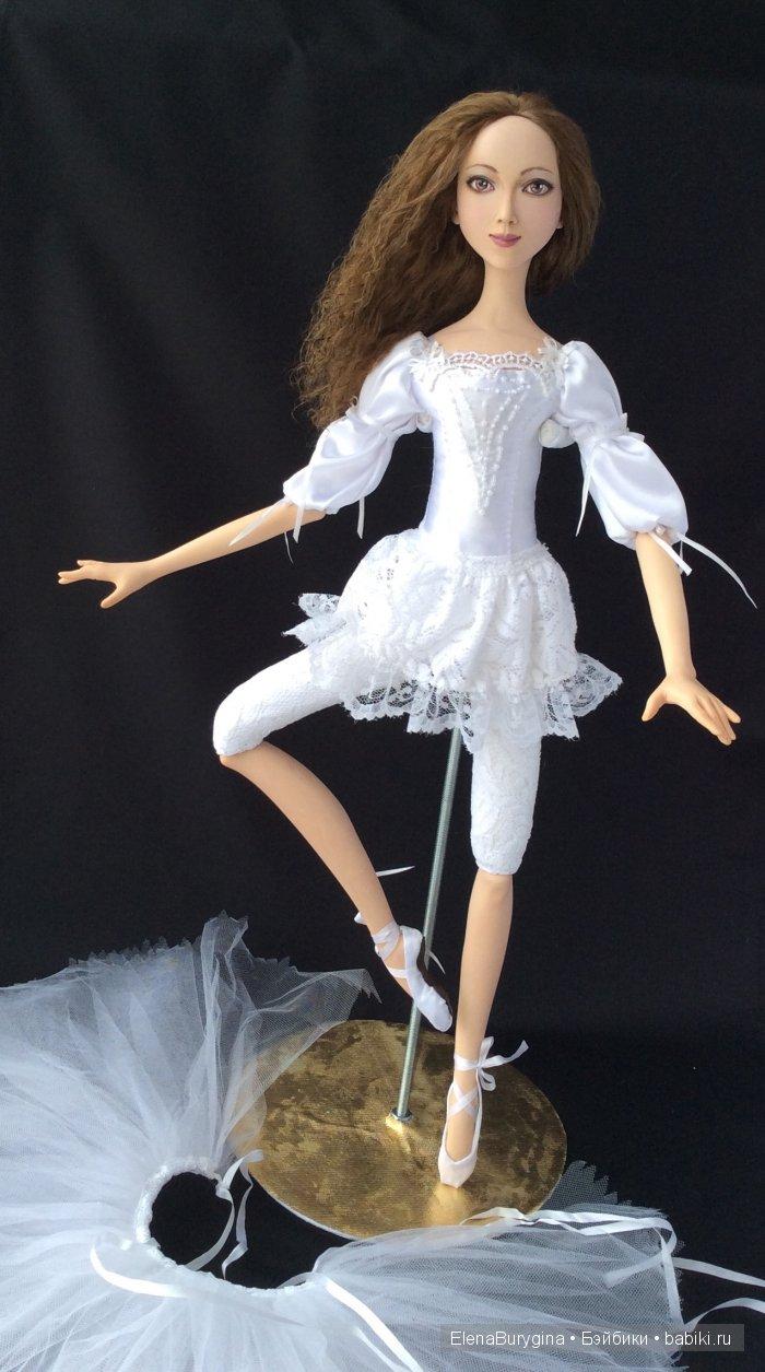 схема каркаса для платья барби