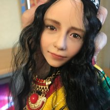 Скоро! Авторская кукла Айгуль. Узбечка. Авторские куклы Елены Бурыгиной