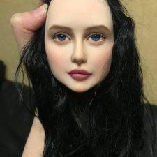 Ева.  Авторская кукла Бурыгиной Елены, процесс