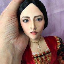 Джульетта. Авторская кукла Елены Бурыгиной
