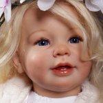 Кукла реборн Анна-Мария