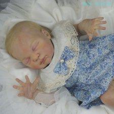 Малышка Rosie-реборн Галины Лобашовой
