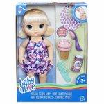 Милашка Baby alive Hasbro+ подарок новый пупс с веснушками в коробке ==сегодня с доставкой